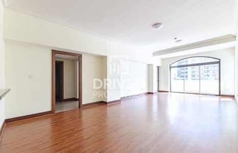 فلیٹ 2 غرفة نوم للايجار في نخلة جميرا، دبي - Spacious 2 Bedroom Apartment