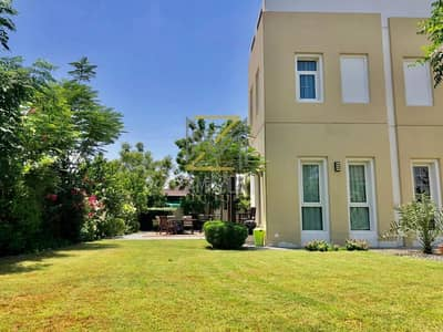 Single Row Corner Villa / 4 Bedroom with 2 Large Terraces / Limited Offer! - Mudon