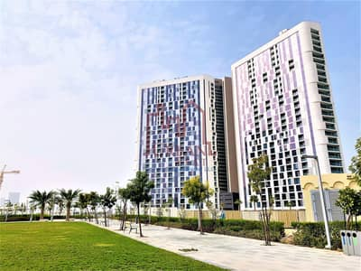 1 Bedroom Flat for Rent in Al Reem Island, Abu Dhabi - Good Deal I Move in 1BR w/ 2chqs & sea view