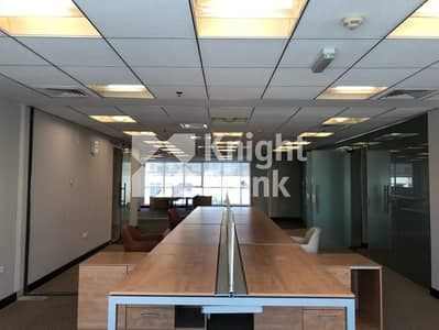 Office for Rent in Al Nahyan, Abu Dhabi - Fully Fitted Offices for Lease in Al Nahyan area