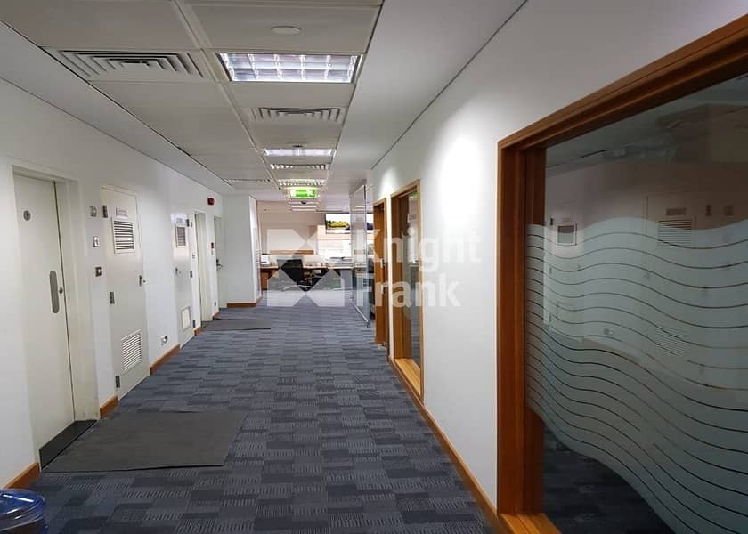 2 Office to Lease | Whole floor or office suite | Deira