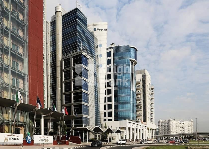10 Office to Lease | Whole floor or office suite | Deira