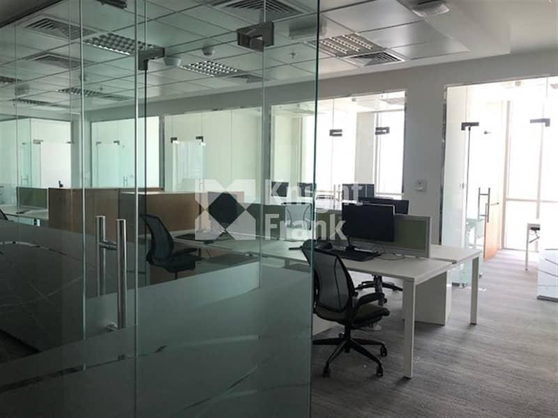 Dubai Media City FZ Offices to Lease