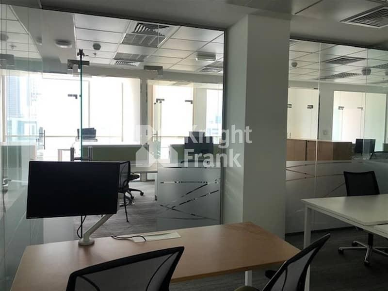 14 Dubai Media City FZ Offices to Lease