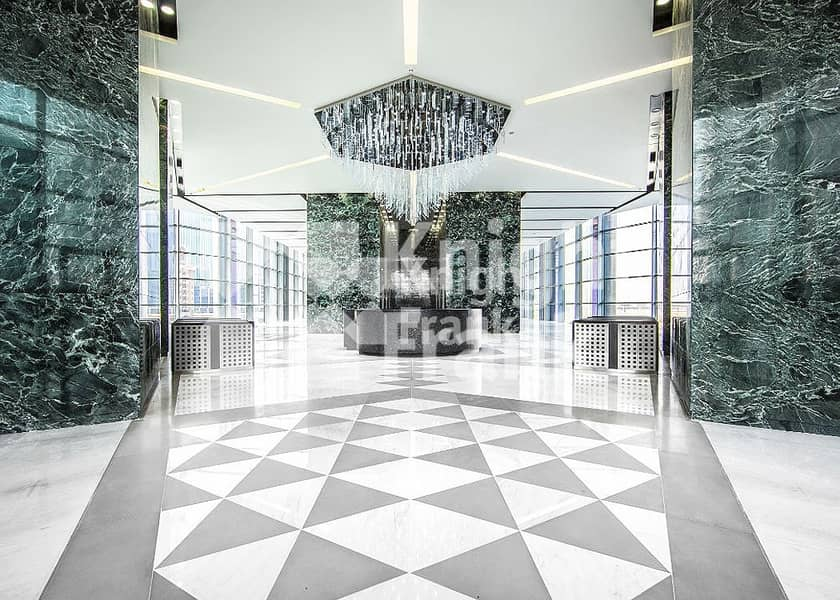 2 Central Park Tower DIFC Office to Lease