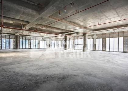 مکتب  للايجار في مركز دبي المالي العالمي، دبي - Central Park Tower DIFC Office to Lease