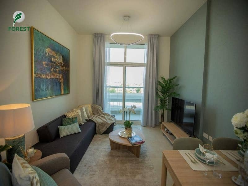 2 Fully Furnished | 1BR Apt | Ready for Occupancy