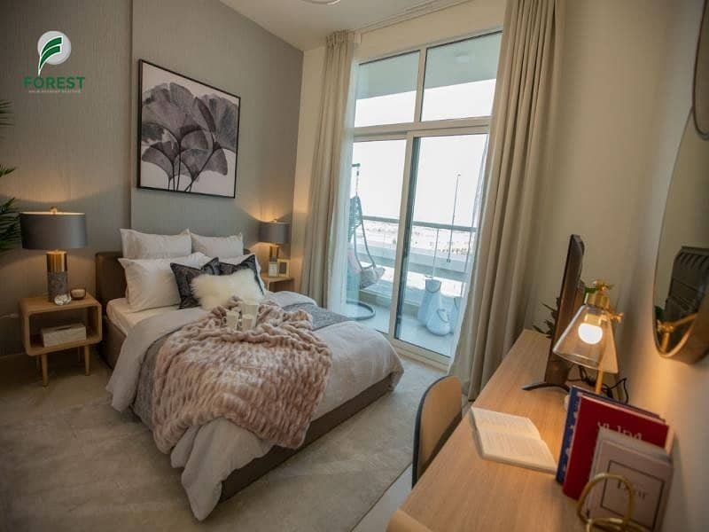 Fully Furnished | 1BR Apt | Ready for Occupancy