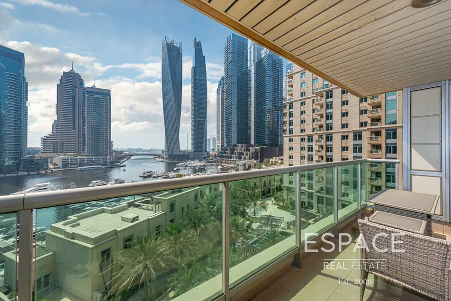 2 Exclusive | Full Marina View | Vacant OT