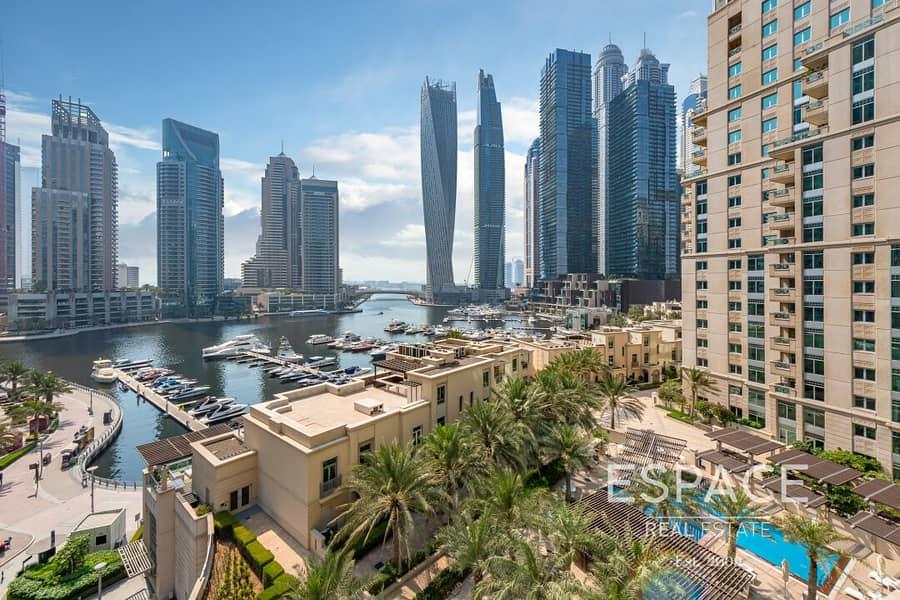 12 Exclusive | Full Marina View | Vacant OT