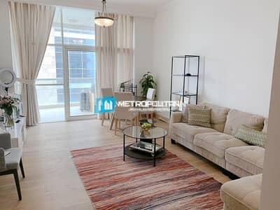 شقة 1 غرفة نوم للايجار في الخليج التجاري، دبي - Upgraded I Large Layout I High Floor I Canal View