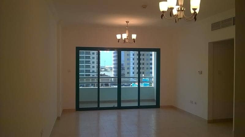 Near Metro, 2BR with Master Bed , Balcony and Facilities