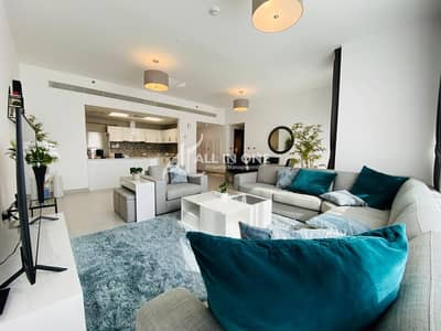 3 Bedroom Flat for Rent in Al Reem Island, Abu Dhabi - Sophisticated Furnished 3BR! 13th Mo. Contract!