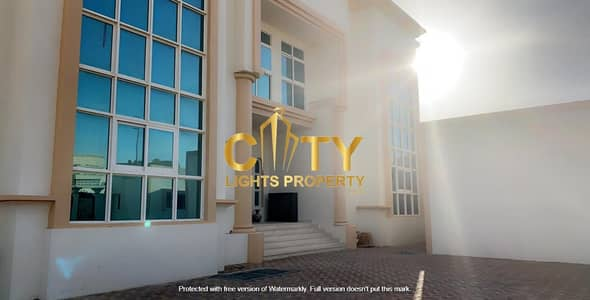 9 Bedroom Villa for Sale in Shakhbout City (Khalifa City B), Abu Dhabi - Elegant and Huge 9 Master Bedroom Villa