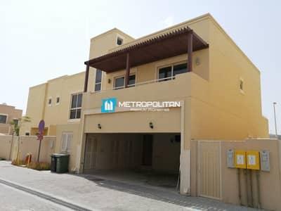 فیلا 5 غرف نوم للايجار في حدائق الراحة، أبوظبي - Furnished Villa With Private Pool & Garden