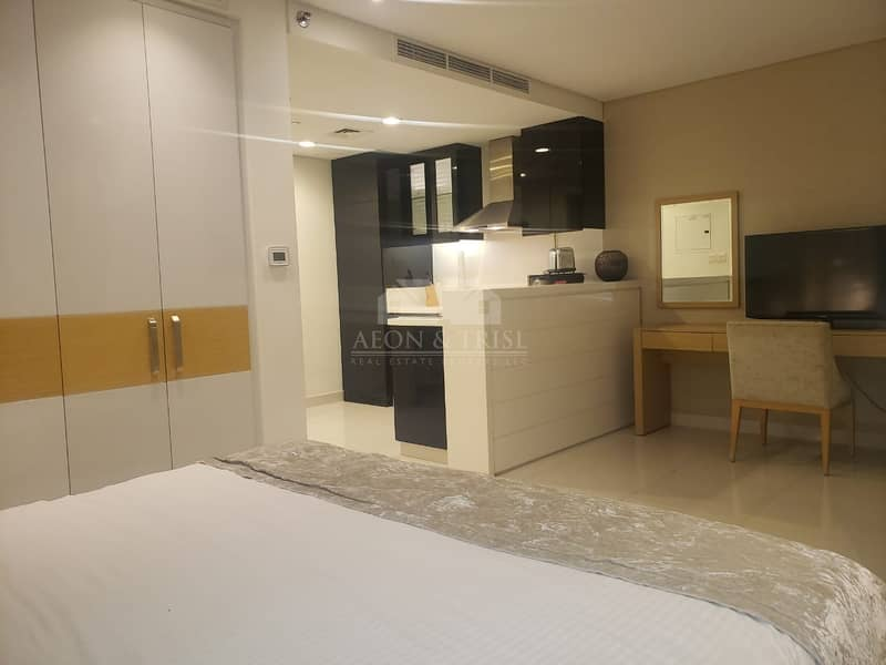 Fully Furnished Well Maintained Hotel Apartment