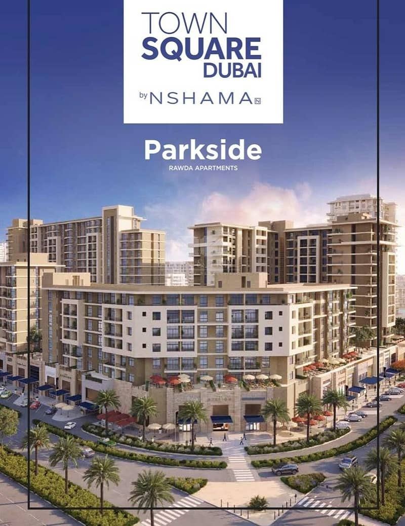 New Launch Ready 1-3 Bedroom Apartments - Pay only 10% AED 65