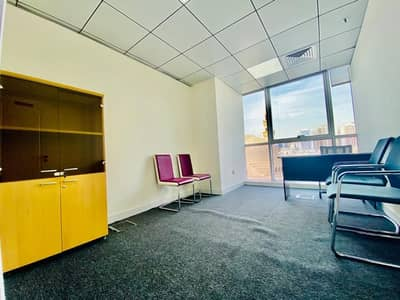 Office for Rent in Hamdan Street, Abu Dhabi - Fast & Free Tawtheeq || No Commission || Serviced Offices