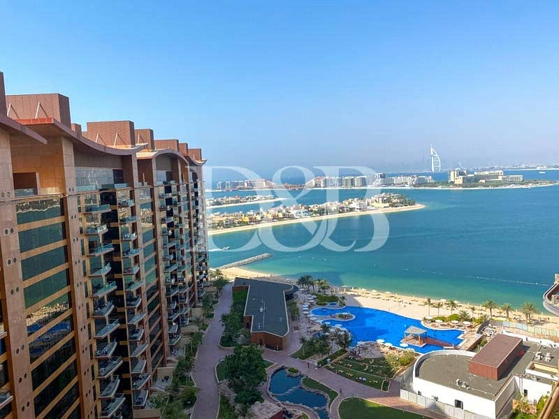 2 Amazing Sea View | Vacant | Beach Access