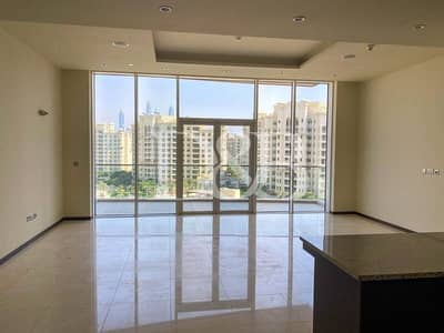 2 Bedroom Apartment for Rent in Palm Jumeirah, Dubai - Larg Balcony | Sea View | Vacant | Beach Access