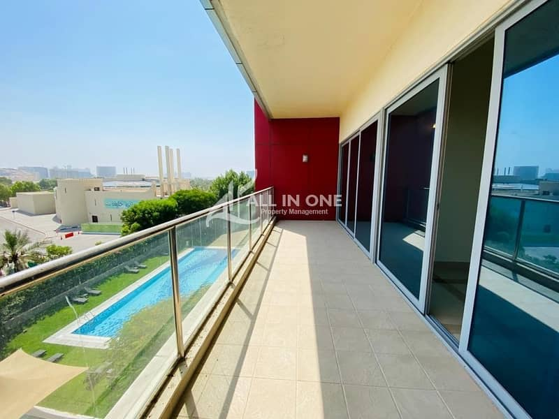 Ideal Complex Living ! 2BR with Facilities!