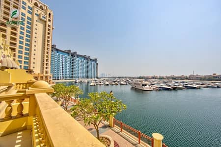 2 Bedroom Townhouse for Sale in Palm Jumeirah, Dubai - Stunning | Sea View | 2BR plus Maids and Study