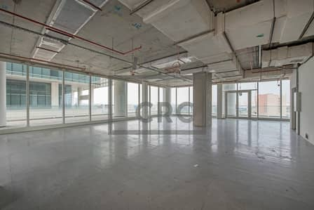 مکتب  للايجار في داون تاون جبل علي، دبي - A Grade Building | Near Metro | Shell & Core |