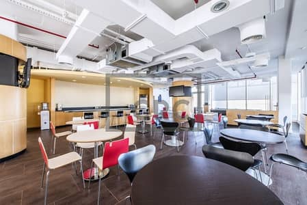 مکتب  للايجار في داون تاون جبل علي، دبي - Urban Style Commercial Building | Near Metro
