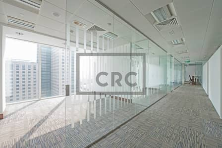 Office for Rent in Downtown Jebel Ali, Dubai - Fully Fitted With Glass Partitions| Near Metro