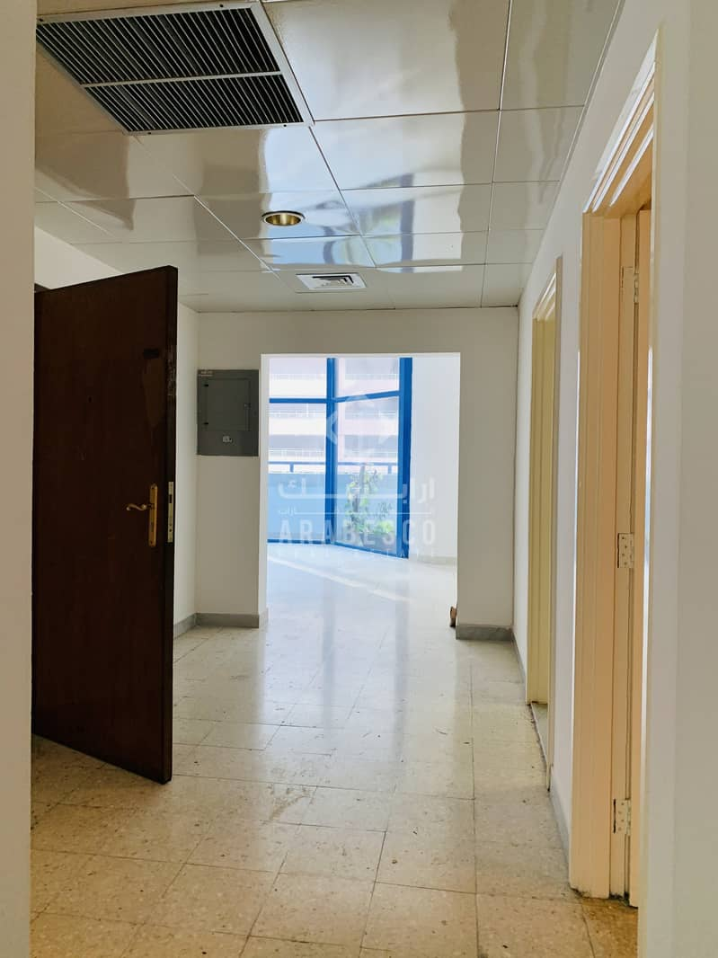 14 3 BR + MAID ROOM APARTMENT IN ABU DHABI  AIRPORT ROAD