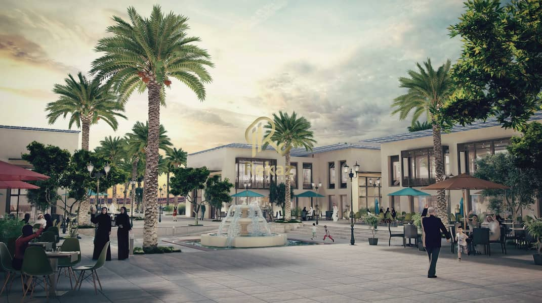 2 Own your luxury villa in Sharjah in the first project without electricity fees