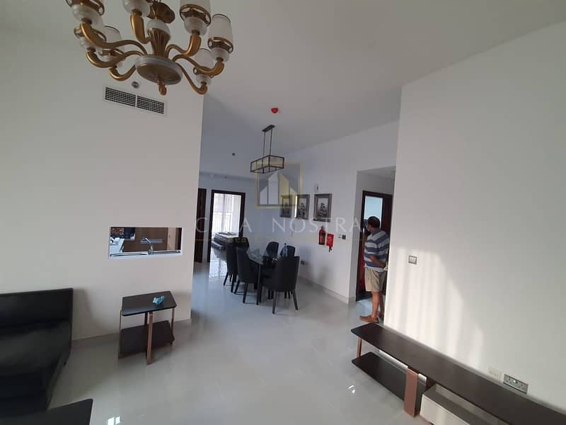 2 Brand New Fully furnished 2 BR