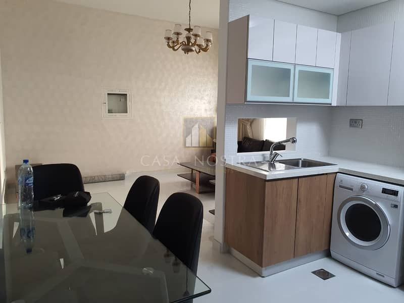 6 Brand New Fully furnished 2 BR