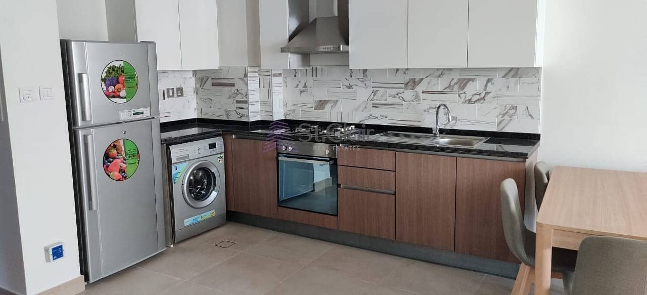 2 MONTHLY PAYMENT | BRAND NEW | FURNISHED | 1 BED ROOM | CHILLER FREE