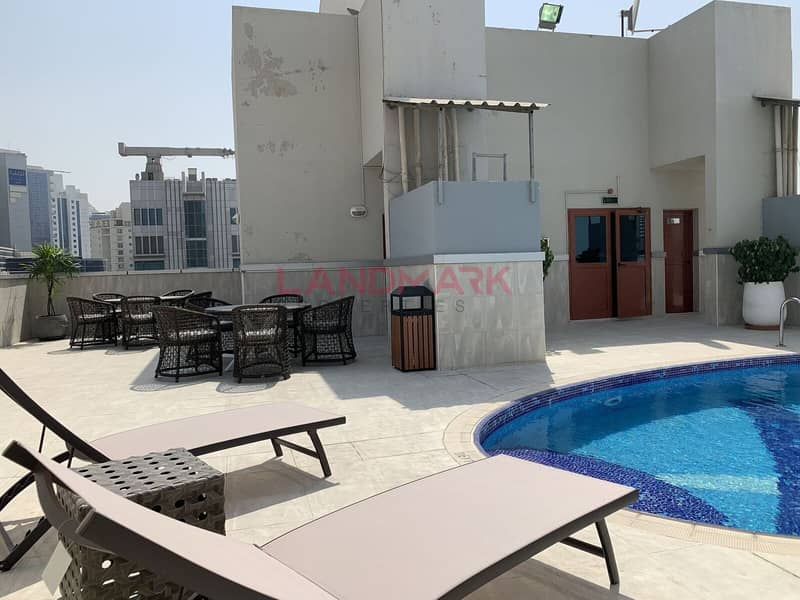 12 2 B/R  in TECOM For Rent