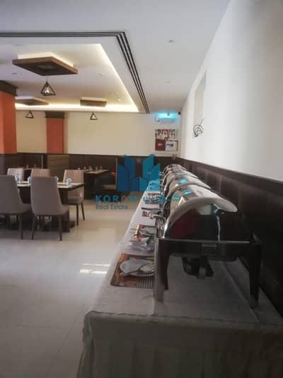 Fully operational  Running Restaurant in Al Karama Prime Location