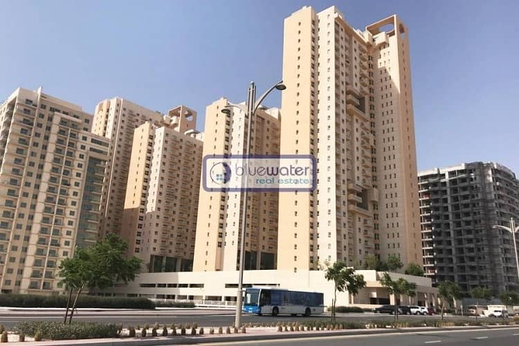 1BHK Centrium Towers IMPZ at 30k 4cheque!