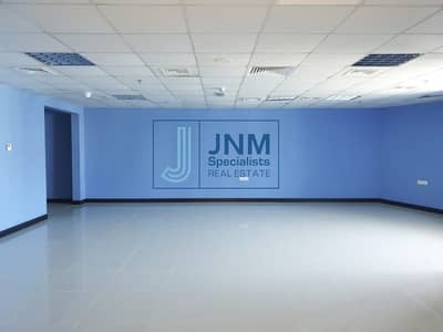 Office for Sale in Jumeirah Lake Towers (JLT), Dubai - SZR View | Near Metro Fitted Office | High Floor