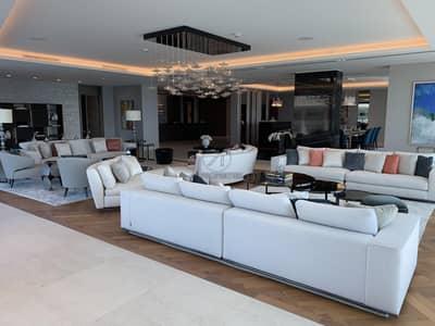 فلیٹ 3 غرف نوم للبيع في نخلة جميرا، دبي - Modern Huge Brand New 3 Bedrooms  Sea View
