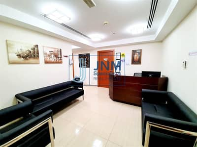 Office for Sale in Jumeirah Lake Towers (JLT), Dubai - Best price !  Furnished and Partitioned | Exclusive