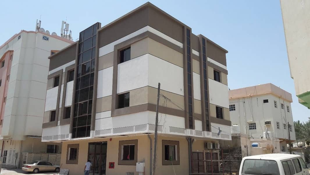 An opportunity and at an exclusive price a building for sale directly from the owner in Ajman, the grove behind the Orient towers area of 2000 feet