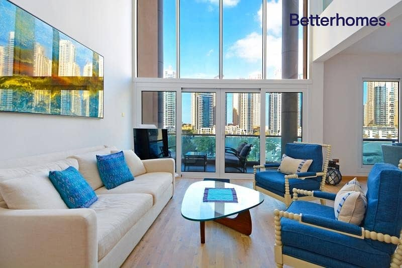 2 Marina View | Unfurnished | Available | Upgraded
