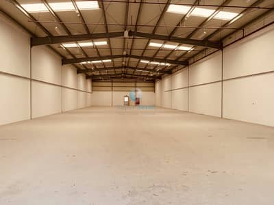 مستودع  للايجار في المنطقة الصناعية، الشارقة - Large Warehouse for Rent in Industrial Area 5