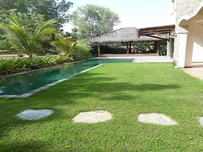 فیلا 5 غرف نوم للايجار في عقارات جميرا للجولف، دبي - Upgraded | Granada | Golf  View | Ready