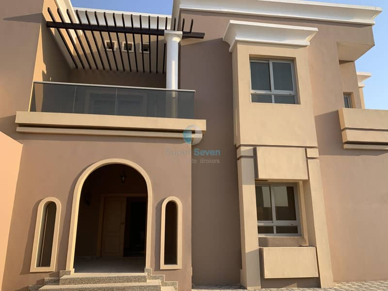 Large Six Bedroom Villa for Rent in Al Barashi