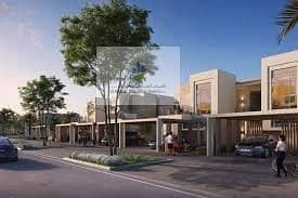 فیلا 3 غرف نوم للبيع في ريم، دبي - Villa ready for delivery in installments over two years