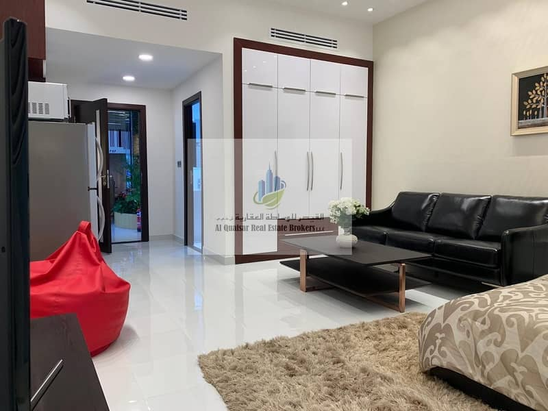 1 % monthly payment   Fully furnished