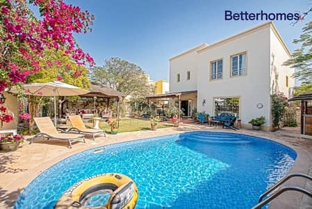 فیلا 3 غرف نوم للبيع في السهول، دبي - Type 3  Upgraded   Private Swimming Pool  VOT