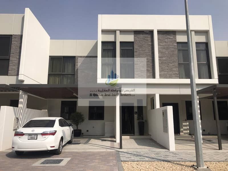 2 own villa  ready now  with 5 years payment plan