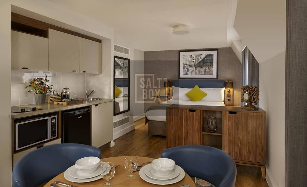 Exclusive Offer | All Bills Inclusive | Furnished | 0% Comm